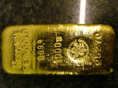 ORO bullion vault