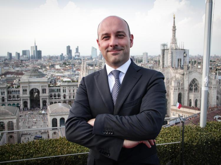 Sandrin Giancarlo LGIM Legal & General Investment Management